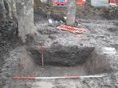 Medieval Boundary Ditch