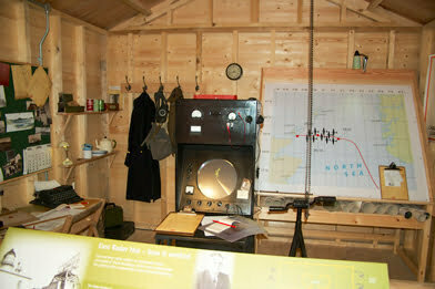 Radar Hut after ©Shetland Amenity Trust